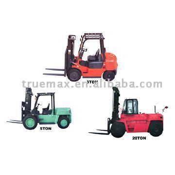Diesel Forklift Trucks (Дизель вилочные погрузчики)