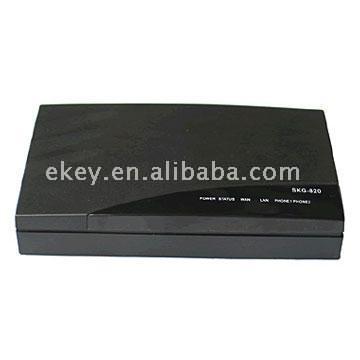 VoIP Gateway (SKG-820R) (VoIP шлюз (СКГ-820R))