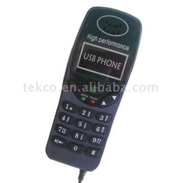 USB Skype Phone (USB Skype телефон)