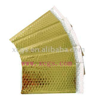 Aluminum Composite Anti-Static Air Bubble Bag ( Aluminum Composite Anti-Static Air Bubble Bag)