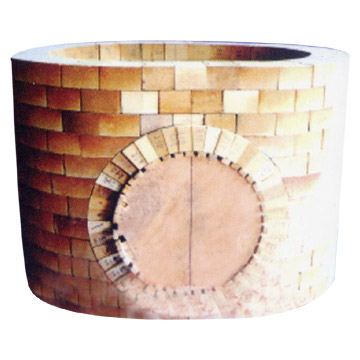Refractory for Blast Furnace Hot Blast Stove