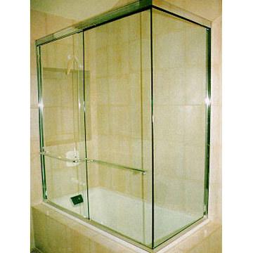 Shower Cabinet Glass (Shower Screens Glass) (Стекло душем (душ стеклянные))