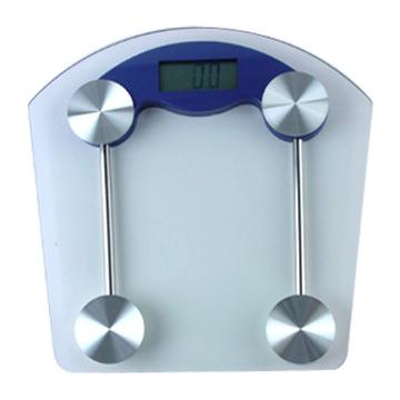 Electric Bathroom Scale (Электрические весы)