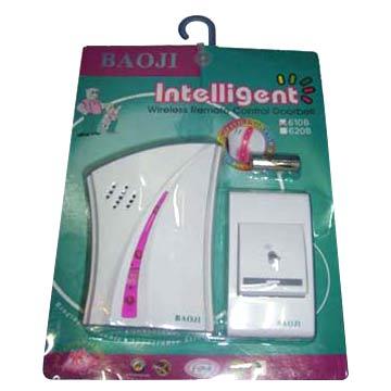 Wireless Remote Control Doorbell (Беспроводной пульт дистанционного управления Doorbell)