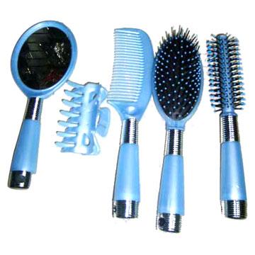 Hairbrush Set (Задать Hairbrush)