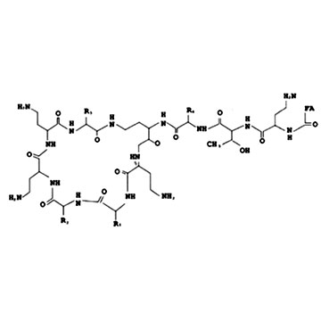Colistin Sulphate (Колистин Сульфат)