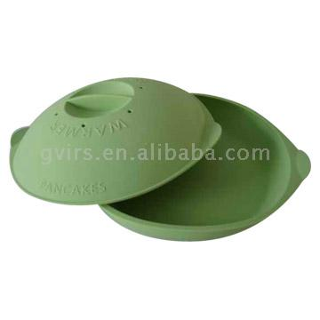 Silicone Steaming Pot (Silicone Kitchenware)