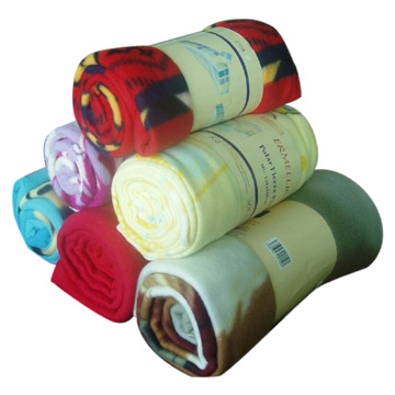 Polar Fleece Blankets (Полярная руно Одеяло)