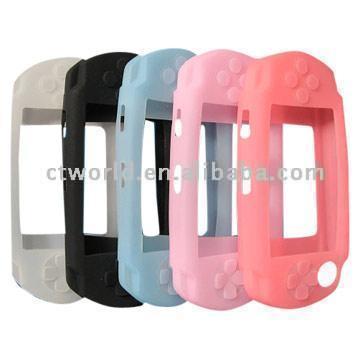 Silicone Cases for PSP (Silikon-Gehäuse für PSP)