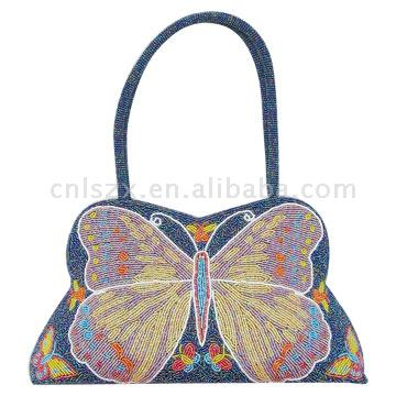 Сумки из бисера.  Product Name: Beaded BagModel Number: LS388Place of Origin: ChinaFeatures:1) Dimensions...
