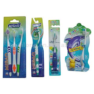 Tooth Brushes (Киста зуба)