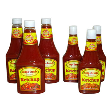 Tomato Ketchup (Кетчуп томатный)