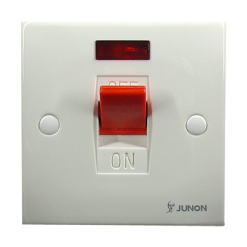 Switch for 30A Water Heater with Neon (Switch 30A pour chauffe-eau avec Neon)