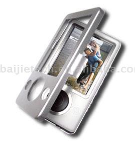 Aluminum Case (for Microsoft Zune) (Aluminium Case (pour Microsoft Zune))