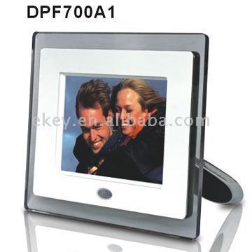 "Modernized 7"" Digital Photo Frame (Модернизированный 7 ""Digital Photo Frame)"