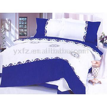 Embroidered Bedding Set (Вышитый Комплекты постельных принадлежностей)