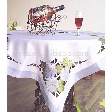 Embroidered Table Cloth (Вышитые скатерти)