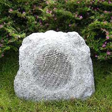 Garden Speaker (Rock Design)