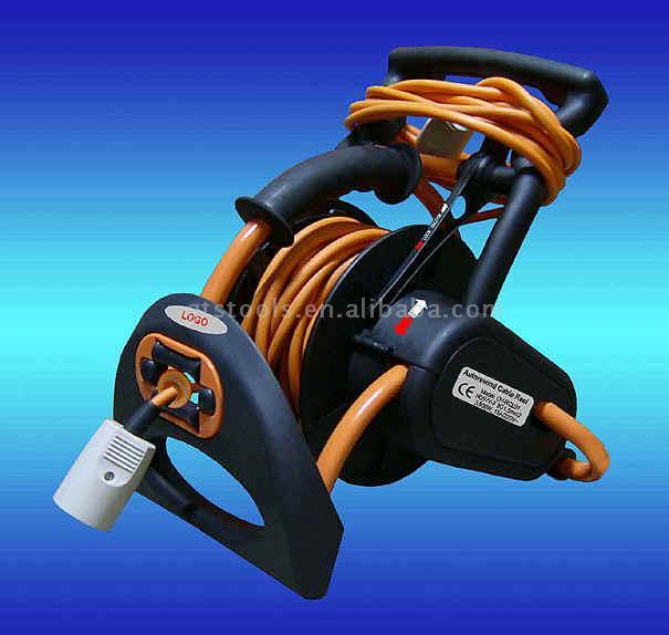 Auto Rewind Cable Reel