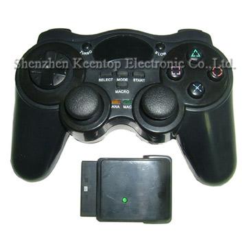 PS2 2.4GHz Wierless Gamepad