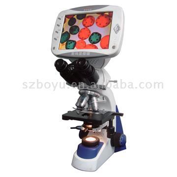 Digital Biological Microscope (Цифровой микроскоп Биологический)