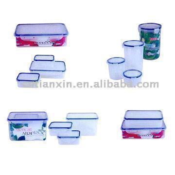 Plastic Premium Containers (Пластиковые контейнеры Premium)