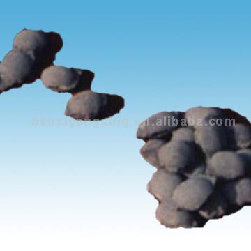 Molybdenum Oxide Briquettes (Molybdän-Oxid-Briketts)