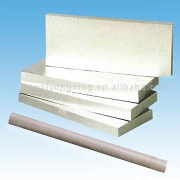Molybdenum Plates (Molybdän-Platten)