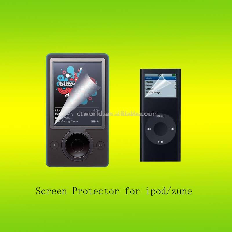 Screen Protector for iPod/iPhone/Zune/Zen (Scr n Protector для IPod / iPhone / Zune / Zen)