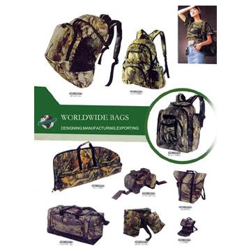 Military Bags (Военные сумки)
