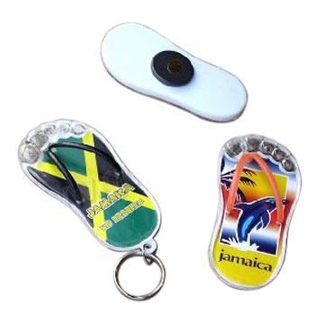 Acrylic Keychain (Акриловый брелок)