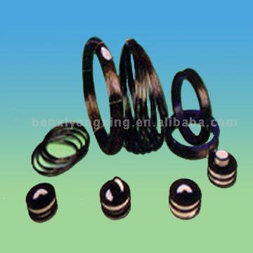Molybdenum Wires (Molybdän-Drähte)