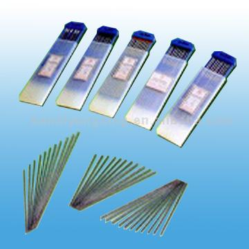 Thoriated Tungsten Electrode (Thoriated вольфрамовым электродом)