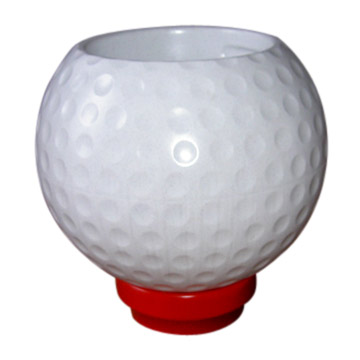 Golf-Ball Shape Planter (Гольф-Ball форма Planter)