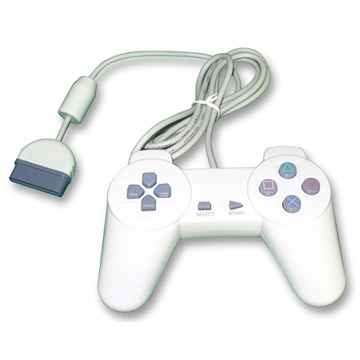 Game Controller for PS1/PS2