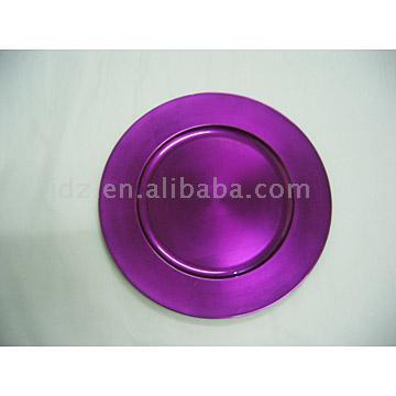 Lacquerwork Plate