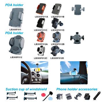 PDA Car Holders (КПК автомобиль Держатели)