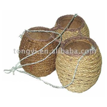 Sea Grass Baskets (Морская трава Корзина)