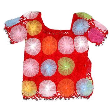 Hand Crochet Top (Вязание крючком Руки Вверх)