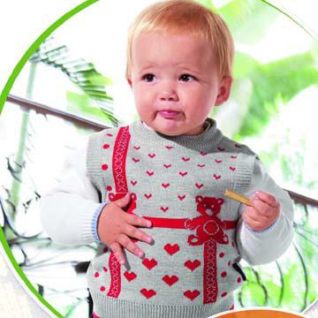 Infant`s Vest (Младенцев Vest)
