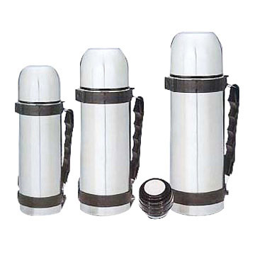 Stainless Steel Vacuum Travel Flasks