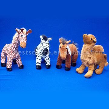 Stuffed & Plush Toys (Gefüllte & Plüschtiere)