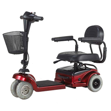 Double Mobility Scooter