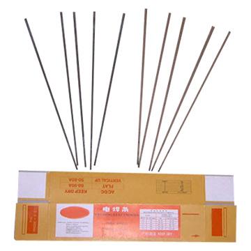 Welding Electrodes (Les électrodes de soudage)