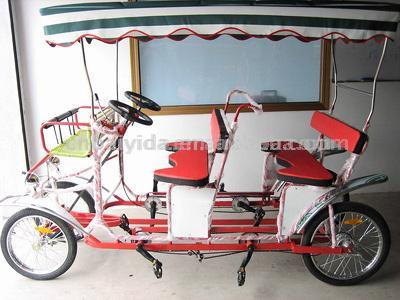 Wheeled Bicycle on Product Name  4 Person Surreyplace Of Origin  Chinathis Product Is The