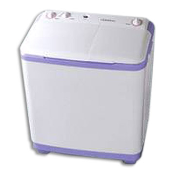 Double Tub Washing Machine-Double Tub Washing Machine