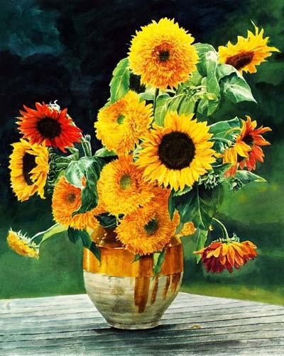 Oil Painting (Landscape) (Масляной живописи (пейзаж))