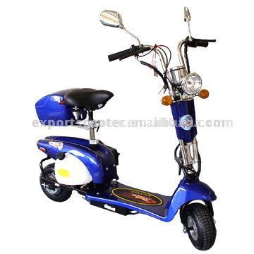 Gas Scooter (Cheap) (Газ Scooter (дешево))