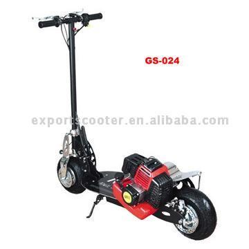 Gas Scooter (Aluminum Pedal) (Газ Scooter (алюминиевая педаль))