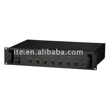 Public Address Mixer Amplifier (Public Address Amplificateur mélangeur)